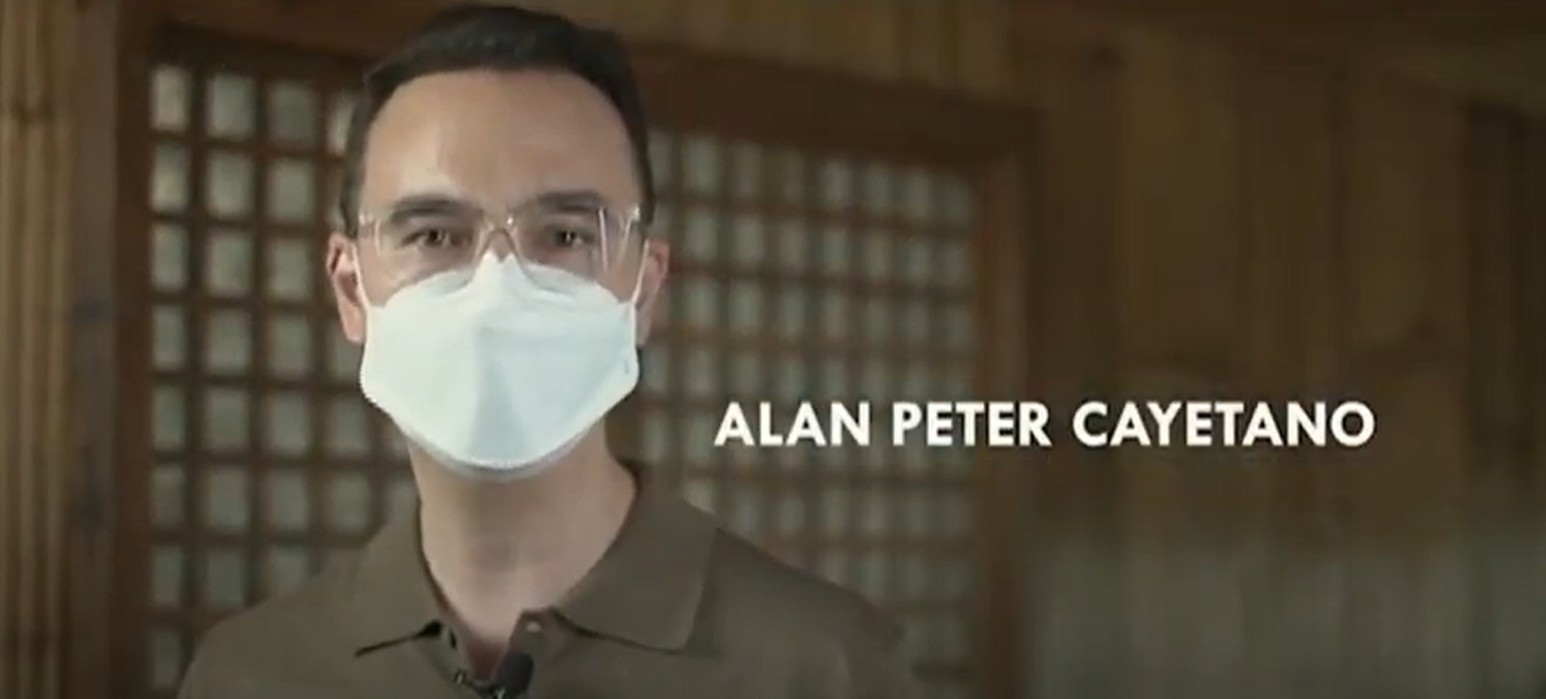 Alan Peter Cayetano Paid Ad 2021 30s